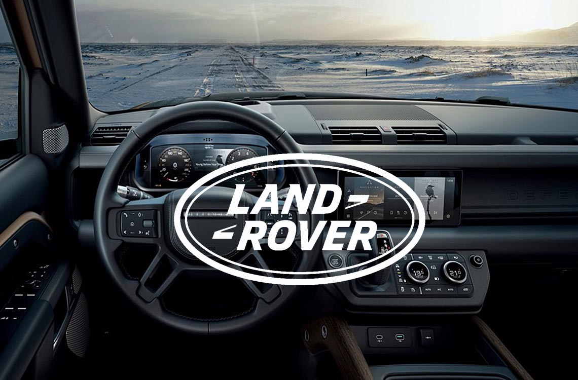 Land Rover Defender Automotive Perforating